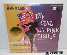 THE GIRL IN PINK TIGHTS Original Broadway Cast JEANMARIE Sealed Romberg MINT LP