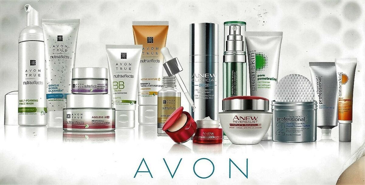 AVON-Beauty Shop bei Katzencatwalk