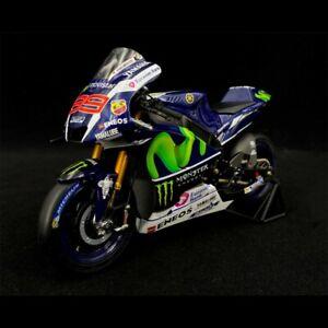 Yamaha YZR M1 n° 99 Jorge Lorenzo Team Movistar Vainqueur Le Mans 2016 1/12 Spar