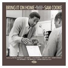 BRING IT ON HOME-BLACK AMERICA SINGS SAM COOKE  CD NEU