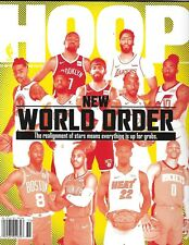 Hoop Basketball Magazine Annual Issue Chris Paul Jimmy Butler Kevin Durant 2020