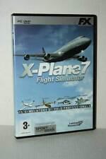 X-PLANE 7 GIOCO USATO OTTIMO STATO PC DVD VERSIONE ITALIANA RS2 49487