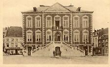 Belgium Tongeren Tongres - Stadhuis Hotel de Ville old sepia postcard