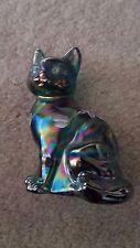 Fenton cat figurine