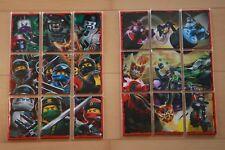 Lego® Ninjago™ Serie 3 Puzzle Karten 199-234 aussuchen aus allen 4 Puzzles!