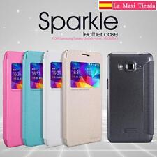 "Funda para ""Samsung Galaxy Grand Prime"" Nillkin Original G530h Flip Tapa Carcasa"