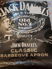 New listing Jack Daniels Apron Bar B Que Chef Adjustable