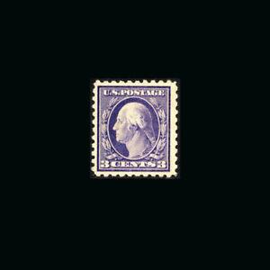 US Stamp Regular Issues Mint OG & NH, XF S#464 very fresh