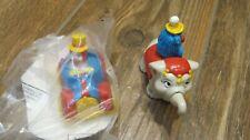 McDonald's 1989 McDonaldland Circus Parade Regional Happy Meal Toys