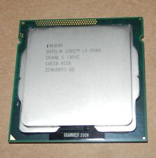 Intel Quad Core i5-2400 SR00Q 3.1GHz 6MB Socket LGA1155 Desktop Processor