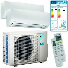 Daikin Comfora Set Klimaanlage R-32 Multi-Split 2x2,0kW FTXP20M inkl. Außengerät