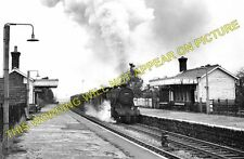 Edale Railway Station Photo. Hope to Chinley and Chapel-en-le-Frith Lines. (2)
