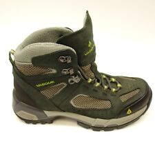New Vasque Womens Breeze Green Athletic Hiking Trail Outdoor Mid Boots Size 11