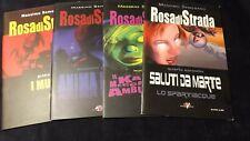 Massimo Semeraro: Rosa di Strada I primi 4 numeri. Vedi scheda