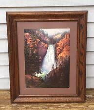 Signed Dalhart Windberg Flourish of Nature's Hues National Park Shenandoah Folio