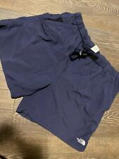 The North Face Mens Large Blue Swim Trunks Great Condition
