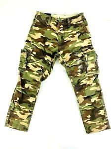 New Gap Kids Camouflage Cargo Pants Sizes 5 6 7 8 & 10 Boys Comfort Stretch $40