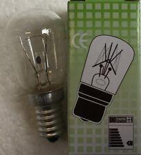 2x 15W SES / E14 24Volt 24V PILOT / PYGMY Lamp 15 Watt Bulb LOW VOLTAGE 24 VOLT