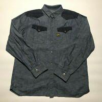 G-Star RAW co cowboy borg shirt l/s