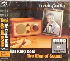 NAT KING COLE - THE KING OF SOUND (SACD) MADE IN GERMANY