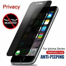 for iPhone 6S Plus Full Coverage Screen Protector Tempered Glass Anti-Spy