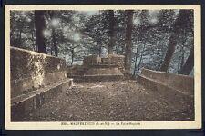 Carte Postale Ancienne Rare de MAUPERTHUIS (Seine et Marne) La FOLIE MIGNON