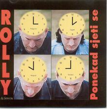 Rolly CD Ponekad sjeti se Best Hit Zapamti Lazov Glas Osjecanja Mare Podgorica