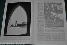 1941 magazine article about RHODES, ITALIAN AEGEAN Islands, people, history, etc
