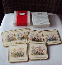 Pimpernel 6 x Untersetzer Maedow Flowers Limited Established 1933 von Omi
