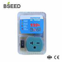 Home Appliance Surge Protector Voltage Brownout Outlet 220V 4400W NEW