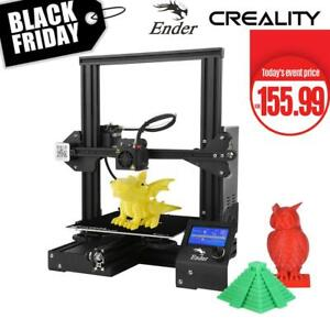 Creality Ender-3 Hochpräziser DIY 3D Drucker MK-8 220x220x250mm Resume Druck