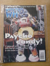 DOCTOR WHO #302 2001 APR 4 BRITISH WEEKLY MONTHLY MAGAZINE DR WHO DALEK KANDY