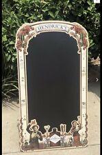 Hendricks Gin Beer Bar A-Frame Chalkboard  Man Cave Mirror