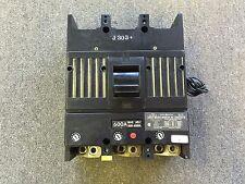GE CIRCUIT BREAKER 600 AMP 600V 3P 120V SHUNT TJK636F000 TJK636T600 TJKSTA12R