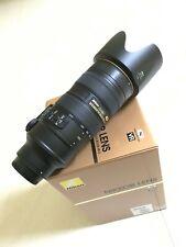 Nikon AF-S 70-200mm f2,8 vrii (Excellent état !)