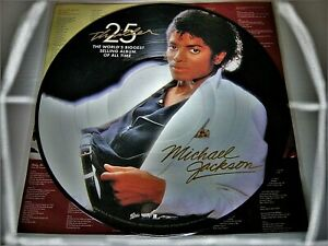 MICHAEL JACKSON - THRILLER > THE WORLD'S BIGGEST SELLING ALBUM OF ALL TIME Vinyl