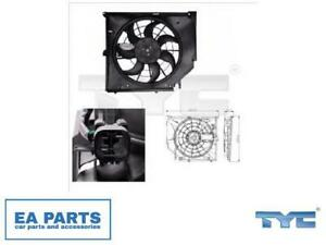 Fan, radiator for BMW TYC 803-0005