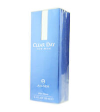 Aigner 'Clear Day For Men' After Shave 3.4oz/100ml New In Box