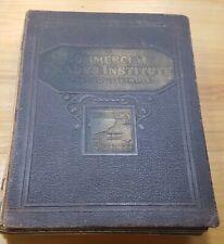Vintage Automotive Mechanics Chicago Commercial Trades Institute Books