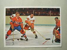 1963/64 TORONTO STAR WEEKLY NHL HOCKEY PHOTO J.C. TREMBLAY MONTREAL CANADIENS