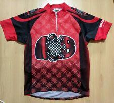 Vintage Maglieria di Marcello Bergamo Mb frogs Brunex Cycling Jersey Men's M