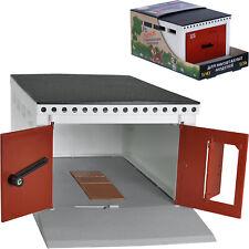 Precast Concrete Garage Model For Toy Cars Scale 1:36 1:43