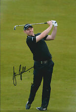 Stephen GALLACHER SIGNED Autograph 12x8 Photo AFTAL COA Alstrom French Open Golf