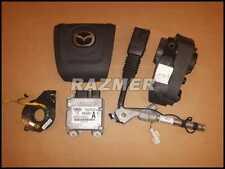 2010 2011 MAZDA TRIBUTE AIR BAGS AIRBAGS SEAT BELT RETRACTOR BUCKLE MODULE