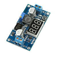 Adjustable Step Down Power Converter LED Voltmeter DC 4V-40V To 1V-37V LM2596
