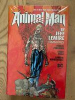 ANIMAL MAN by JEFF LEMIRE OMNIBUS HARDCOVER Vertigo DC Comics HC $100 SRP