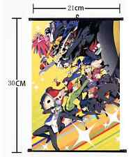 Hot Anime Playstation Game Persona  Wall Poster Scroll Home Decor Cosplay 606