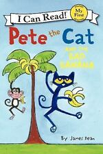 My First I Can Read: Pete the Cat and the Bad Banana by James Dean (2014, Paper…