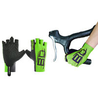 Sport Cycling Gloves Half Finger Bicycle Gel Pad MTB Road Bike Racing Gloves