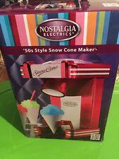 Nostalgia 50's Style Snow Cone Maker